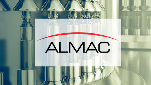 Almac Pharma Services' Service Level Agreement with Cleanroomshop