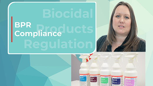 Re-Validate Ecolab Products by November 2020