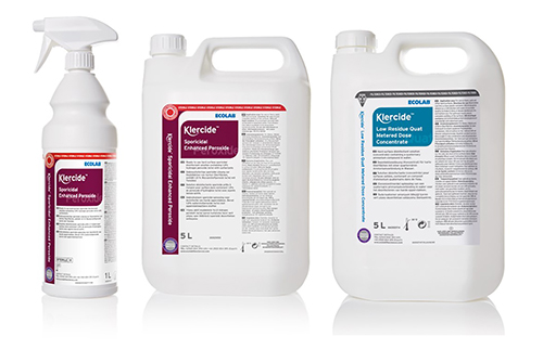 New Ecolab Products: Supporting EU GMP Annex 1 Compliance