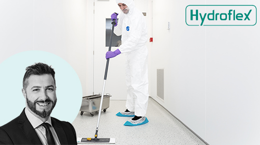 Mopping Systems and Best Practice from Hydroflex Group
