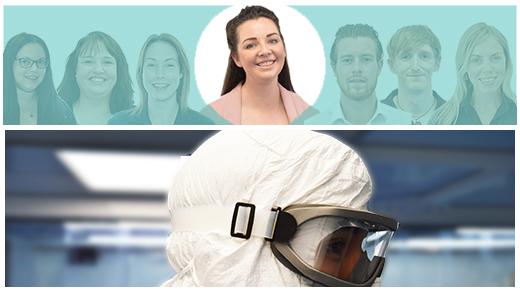 Guest Blog: EU-GMP Garment Qualification