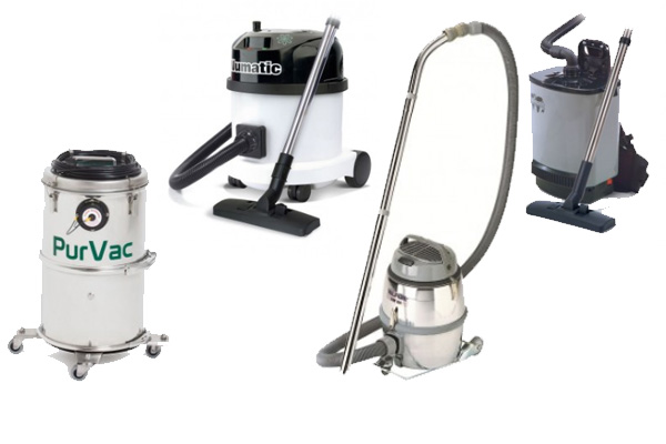 6 Vacuum Cleaners for Production Environments
