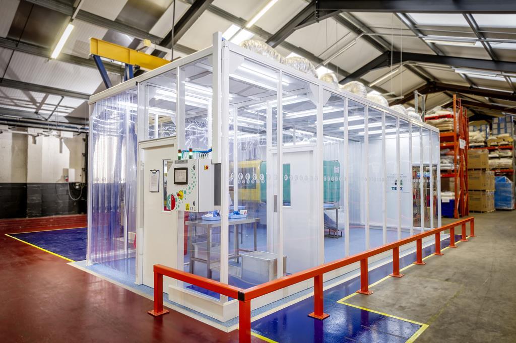 Cleanrooms & Laminar Flow