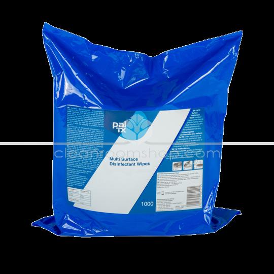 Pal TX Multi Purpose Sanitising Wipes Refill 1000 Bag