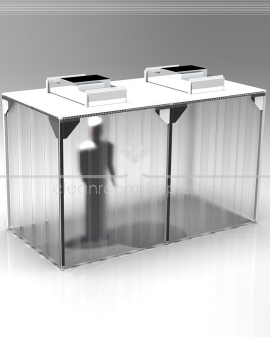 Rapid Room Plus Cleanroom with optional Installation and Validation