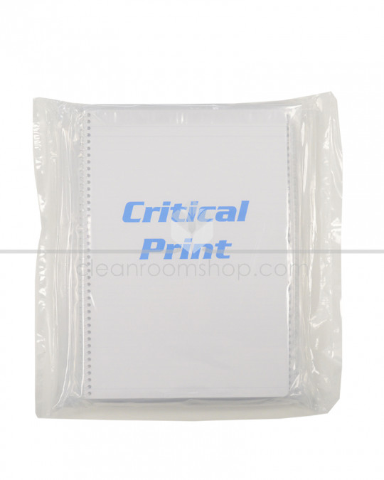 A4 Cleanroom Lined Spiral Note Book - Pack of 10