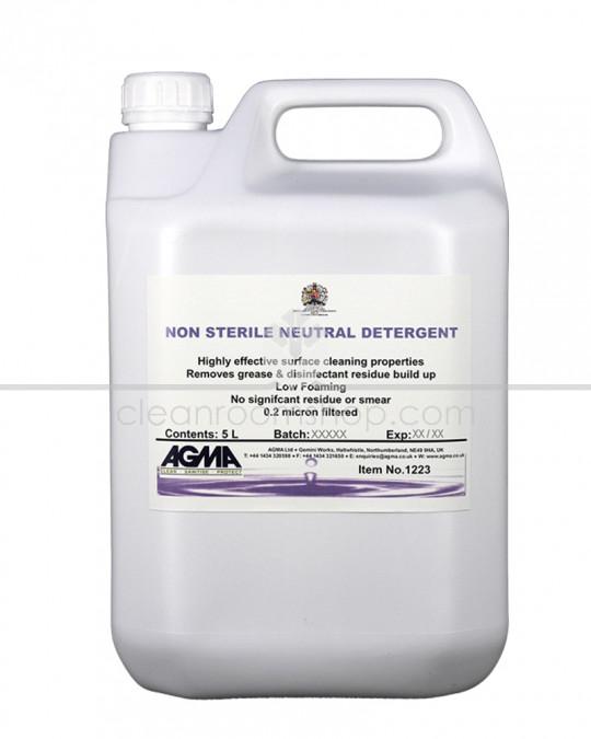 Agma Non-sterile Neutral Detergent in WFI 4 x 5L