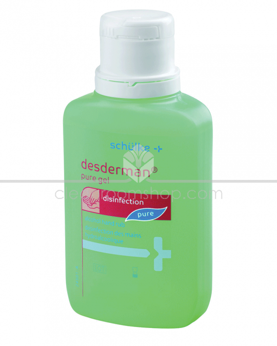 Desderman Pure Alcohol Hand Gel - 150ml - Case of 30