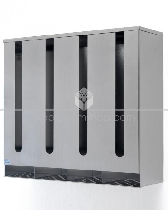 Electropolished Stainless Steel Sterile Glove Dispenser