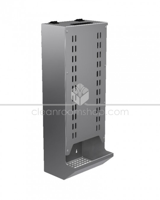 Electropolished S/S Gown & Hood Dispenser