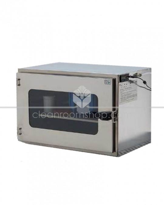 Electropolished Bench Top N2 Desiccator