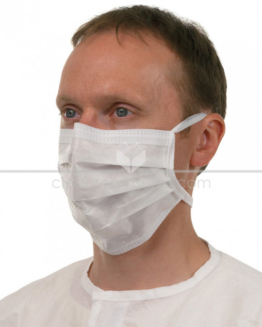 KIMTECH PURE* M3 Face Mask 23 cm with ties