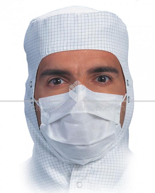 KIMTECH PURE* M3 Sterile Face Mask w/Ties 18 cm