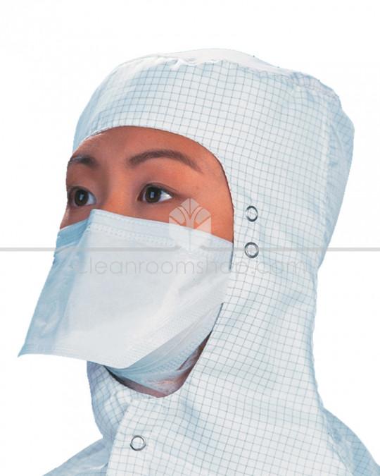 KIMTECH PURE* M3 Non-Sterile Pouch style Face Mask - White