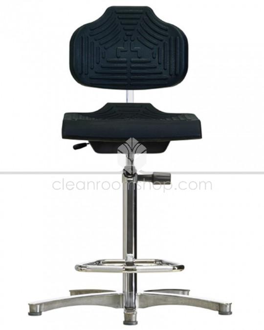 GMP PU High Chair on Glides