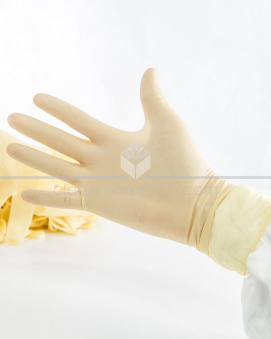 "Disposable Latex Gloves 12"" Non Sterile - Legacy"