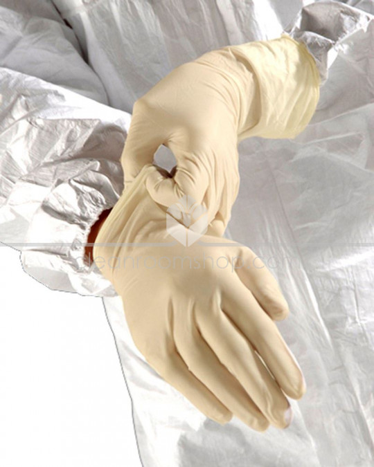 "Disposable Latex Gloves 12"" Sterile - Alpha"