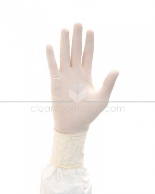 "Disposable Nitrile Gloves 12"" Sterile - Excell"