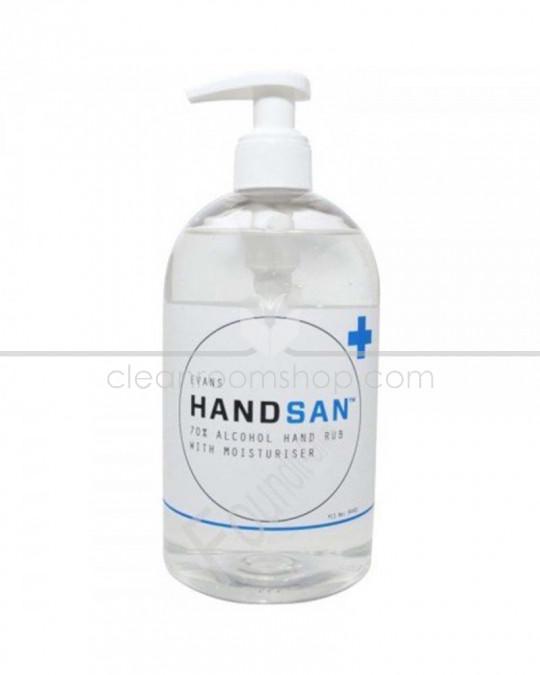 Evans Handsan Hand Sanitiser 500ml