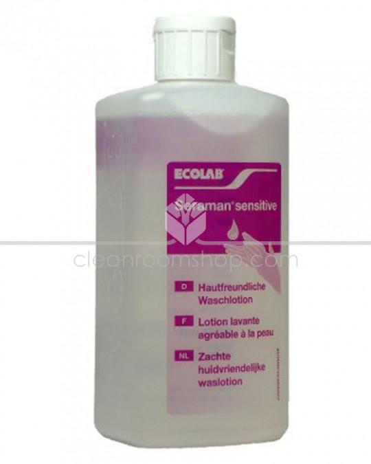 Seraman Sensitive Liquid Cleanser 1L