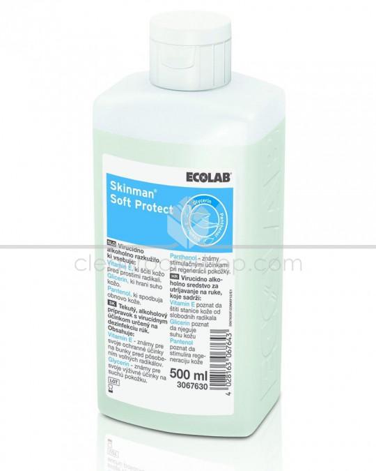Skinman Soft Protect 500ml - Flip Top