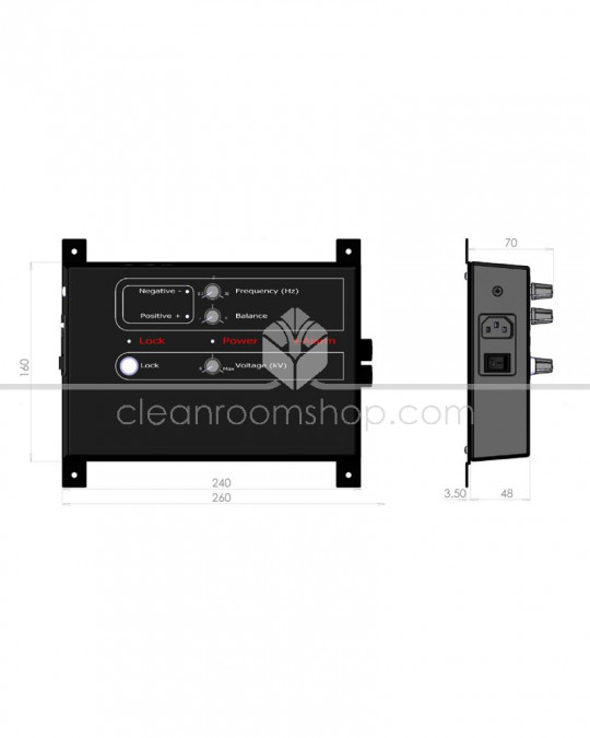 Ionstorm Controller