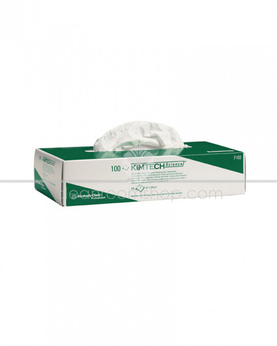 KIMTECH SCIENCE* Delicate Task Wipes - Case of 2400