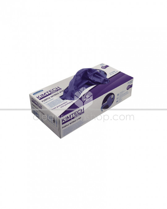 KIMTECH SCIENCE* PURPLE NITRILE XTRA* 30cm Gloves