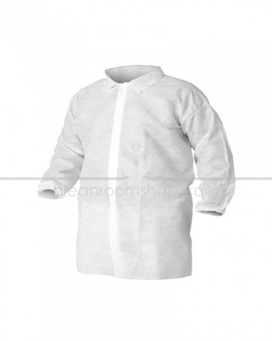 KLEENGUARD* A10 Light Duty Visitor Coat