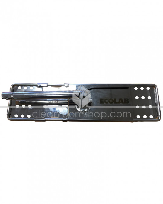 Klercide Flat Mop Frame and Handle - 1.4m