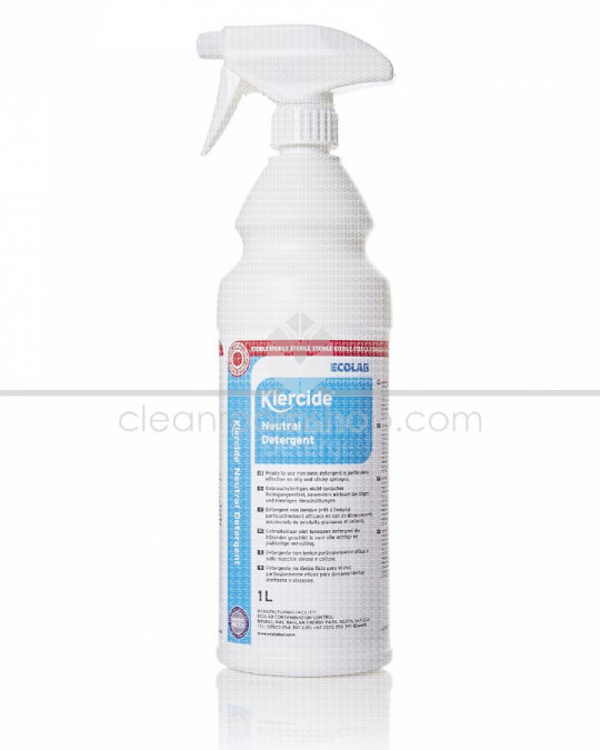 Klercide Neutral Detergent Sterile Spray 1L