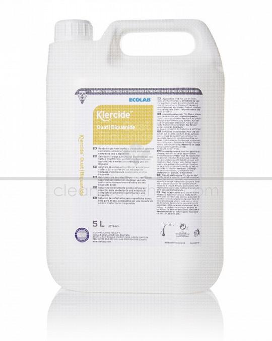 Klercide Quat / Biguanide Sterile Concentrate Capped 4 X 5L