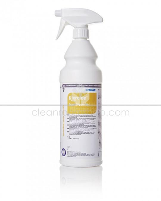 Klercide Quat / Biguanide Filtered Spray 1L