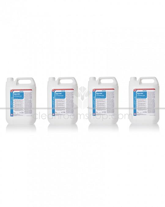 Klercide Low Residue Quat WFI Sterile Capped 4 x 5L