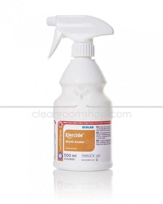 Klercide 60/40 Alcohol WFI Sterile Spray 500ml