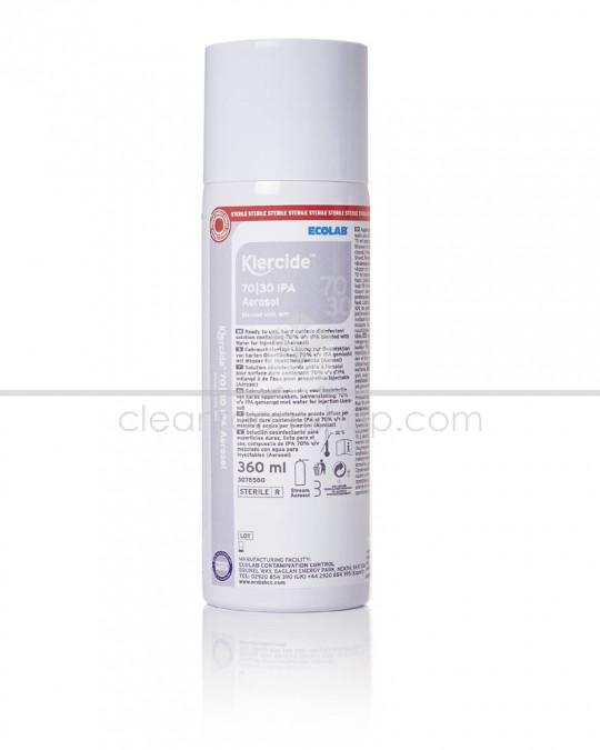 Klercide 70/30 IPA WFI Sterile Aerosol 360ml