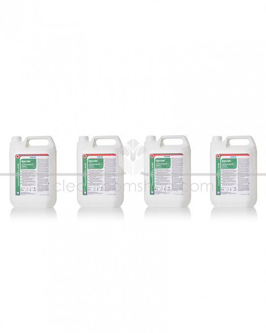 Klercide 70/30 Denatured Ethanol WFI Sterile Capped  4 X 5L
