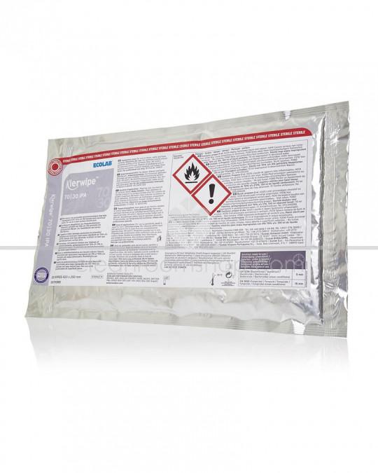 Klerwipe 70/30 IPA Sterile Mop Wipe