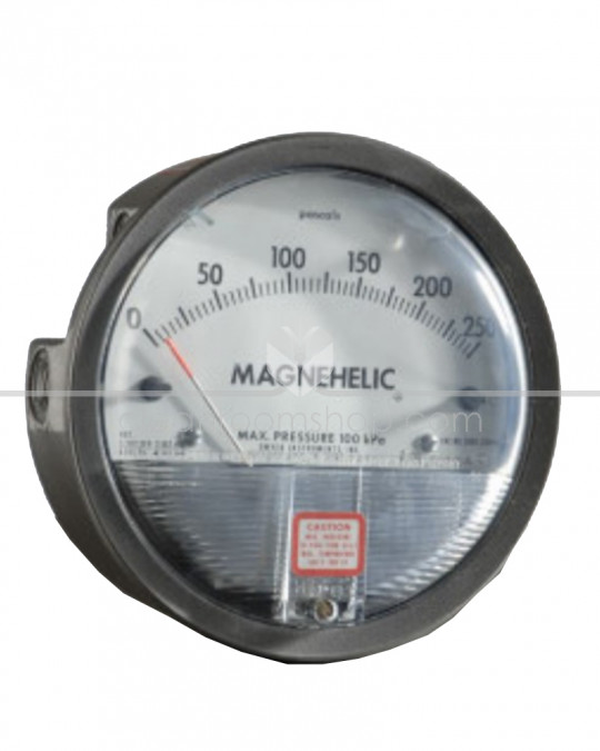 Magnehelic Differential Pressure Gauge 0-60Pa