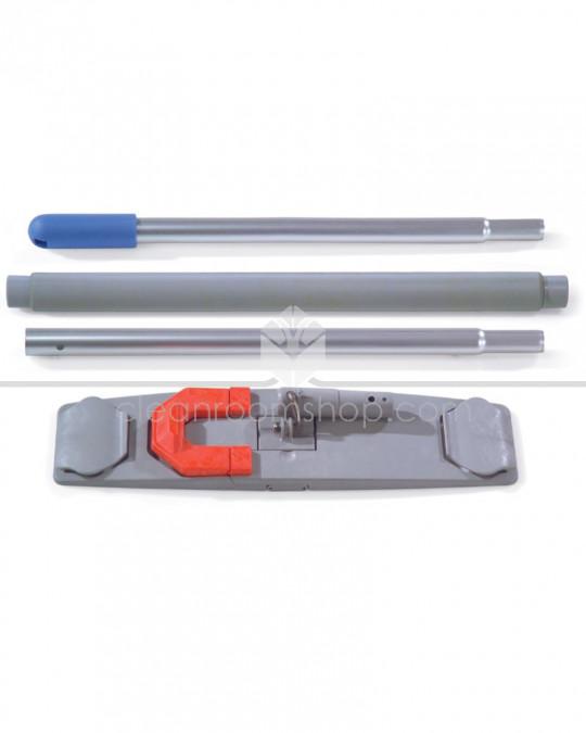 Mop Stick - 3 Piece Aluminium
