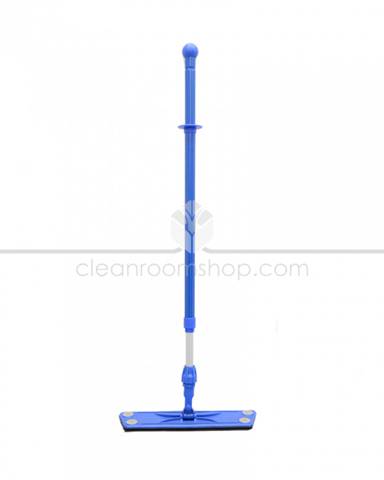 Klercide Sterile Mop Wipe Frame and Adjustable Handle