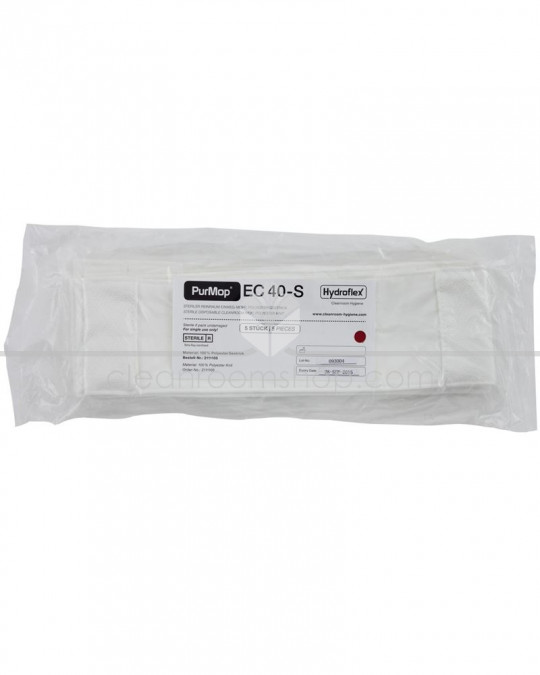PurMop® Disposable Mop - Knitted - Sterile - Pack of 5