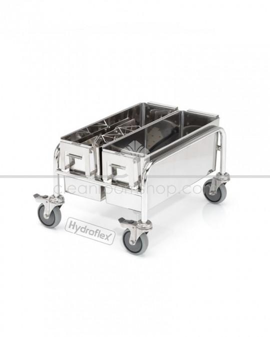 PurMop® 2.0 ERGO-S 200 - 2 Bucket Mop Wetting System