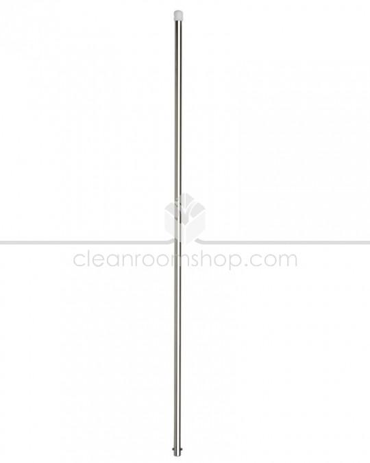 PurQuip® Stainless Steel Cleanroom Mop Handle