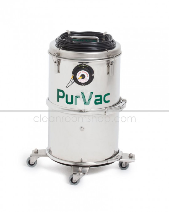 PurVac® Cleanroom Vacuum Cleaner