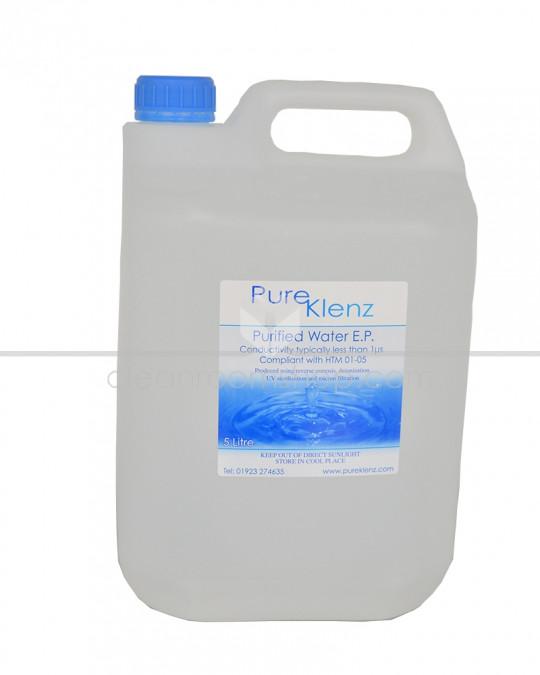 Purified Water 5L Bottle