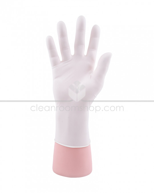 White Nitrile Powder-free Glove 24cm