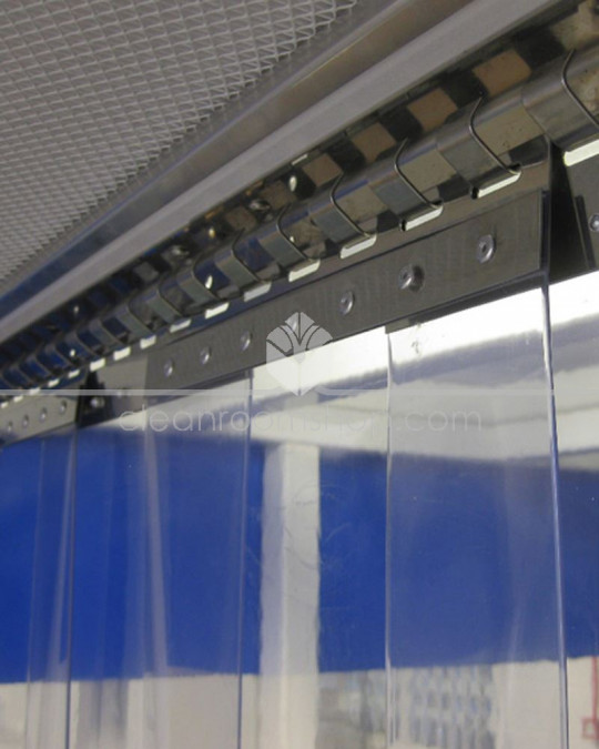 Replacement Cleanroom Softwall Strips