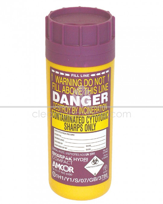 Cytotoxic Compact with Petals (0.5l) Purple