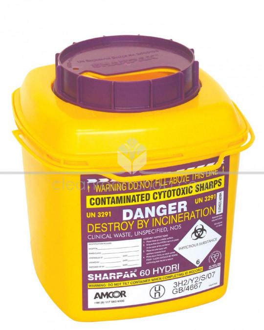 Cytotoxic 60 Plus (6l) Purple